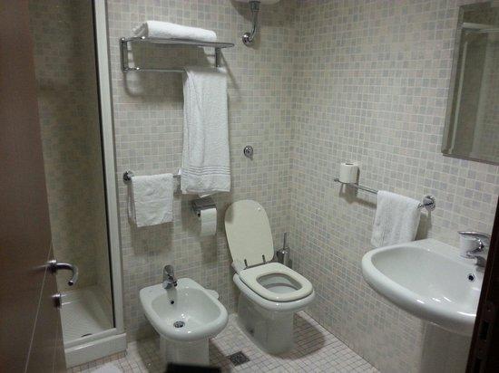 Le Suite Sul Corso: Il bagno