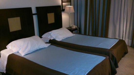 Hotel Marina Atlantico: habitacion