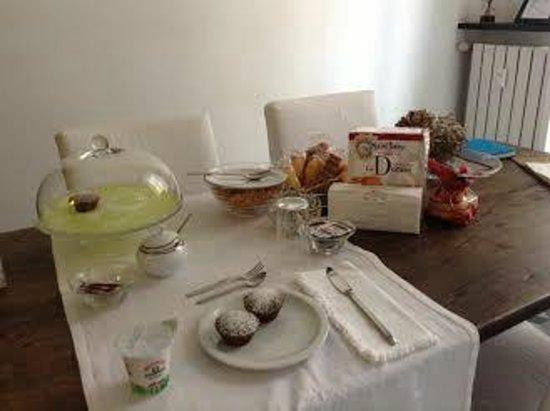 Sweet Oleandra: La colazione