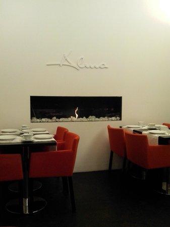 Alma Boutique Hotel: Sala ristoro
