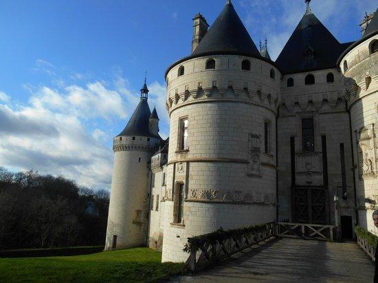 Domain of Chaumont-sur-Loire: castelo