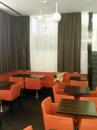 Alma Boutique-Hotel: Sala ristoro