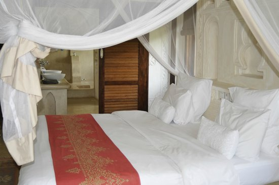 Swahili Beach Resort : Bedroom