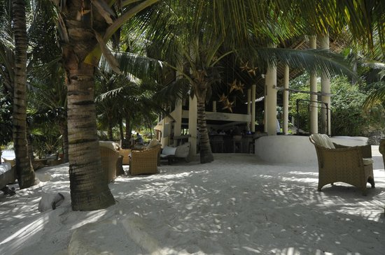 Swahili Beach Resort: Beach Bar