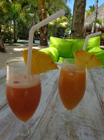 Canonnier Beachcomber Golf Resort & Spa : les cocktails
