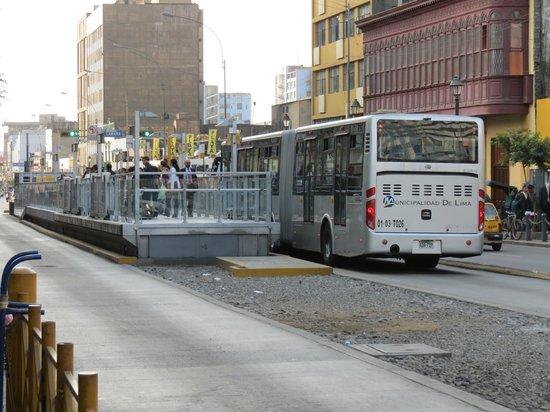Discovering Peru: Calles de Lima