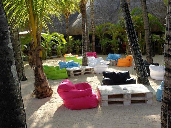 Canonnier Beachcomber Golf Resort & Spa : l'espace wifi