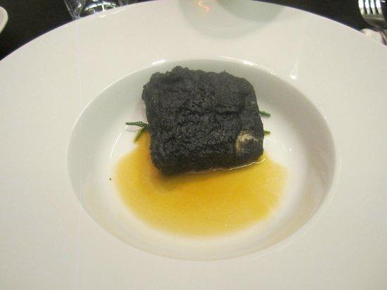 Ristorante Berton: merluzzo nero fritto
