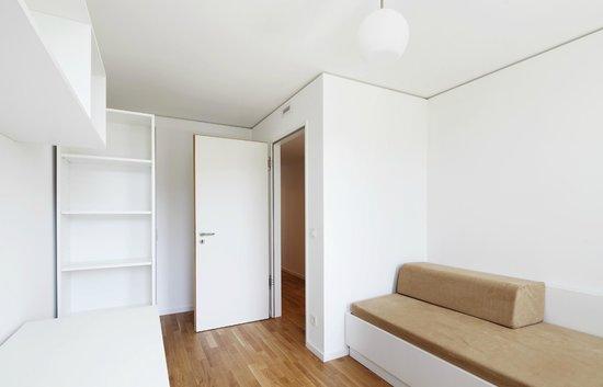 brera nürnberg - picture of brera serviced apartments, nuremberg, Schlafzimmer