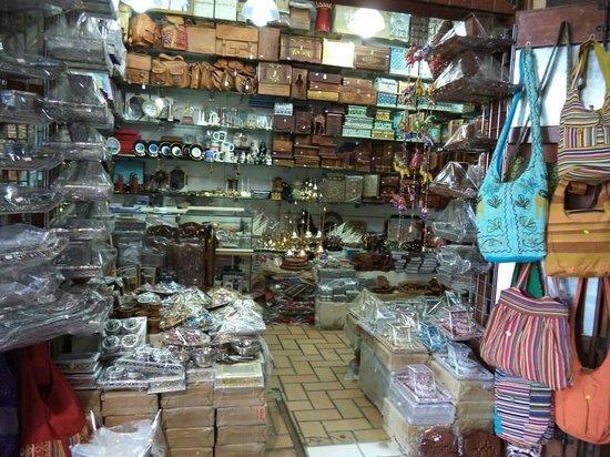 Old Kuwaiti Souq Market