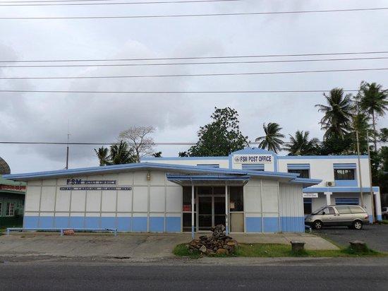 Post office in Kolonia