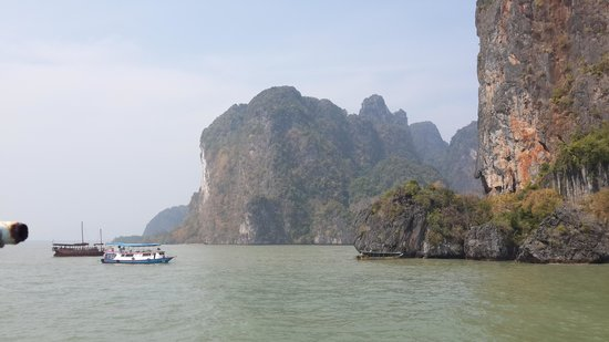 JC Tours: James Bond Island