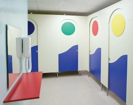 Gulliver's Splashzone: The Changing Rooms