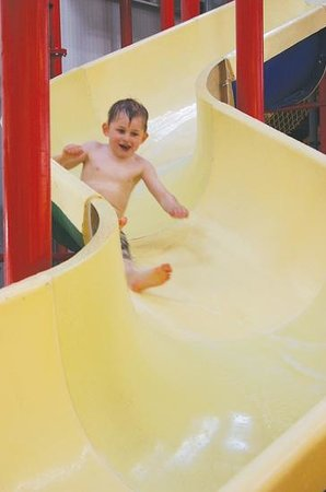 Gulliver's Splashzone: See our super slides
