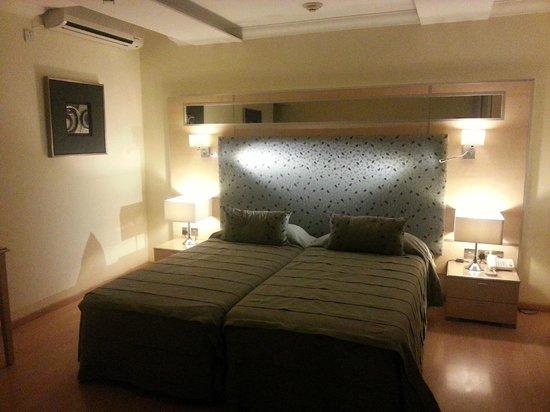 Osborne Hotel: Dubbelrum (108)