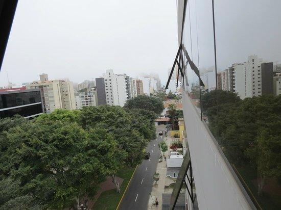 qp Hotels Lima: Vista diurna