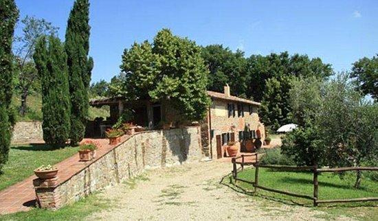 La Forra: Podere Vecciale - indipendet villa with private pool