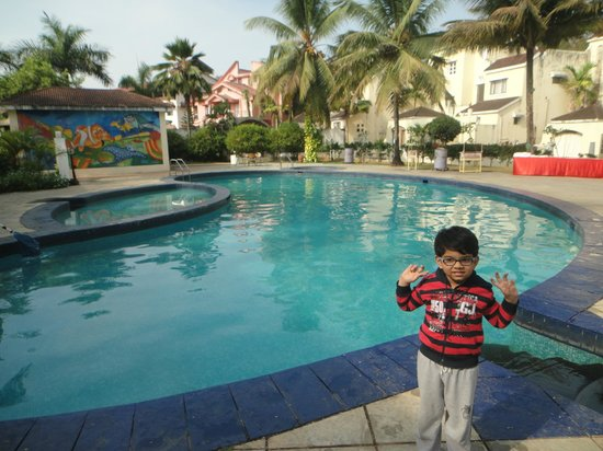 Goa - Club Estadia, A Sterling Holidays Resort: Pool