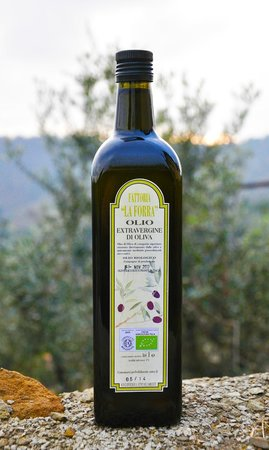 La Forra: our biological Olive oil