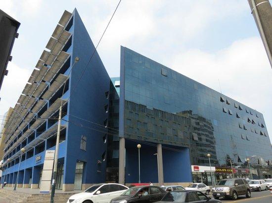 Novotel Lima: San Isidro