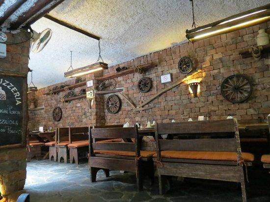 Novotel Lima: Restaurant Italiano