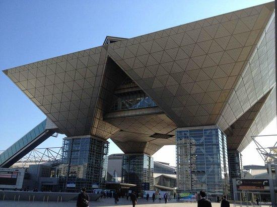 Tokyo Big Sight : 東京ビッグサイトのシンボル