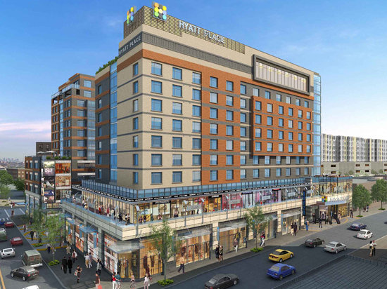 Hyatt Place Flushing Laguardia Airport Ping Dining And More At The