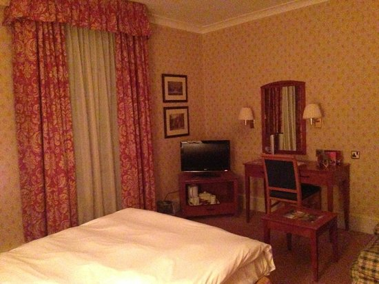 Chequers Hotel: Double room