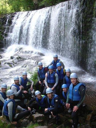 Gorge Walking Wales: Gorge Walking at its Best