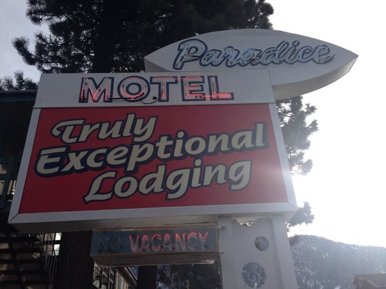 Paradice Motel - Lake Tahoe