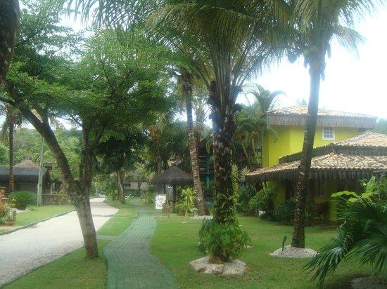 Ecoporan Hotel Charme Spa & Eventos : Vista geral do hotel
