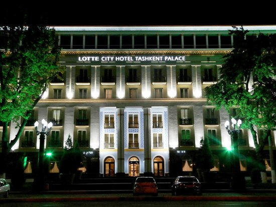 Lotte City Hotel Tashkent Palace : Exterior