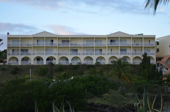 Grenadian by Rex Resorts : Seaview rooms