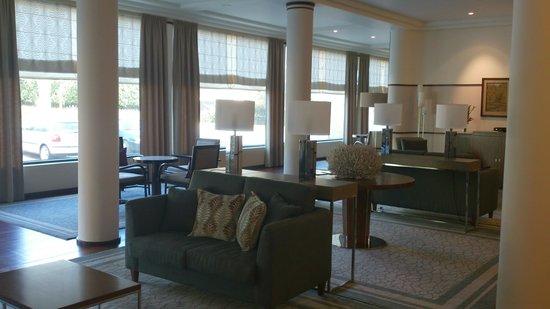 Terra Nostra Garden Hotel: sala de estar