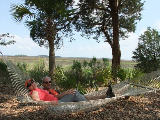 Adventure island kids camps offers boating and private for Fish camp hilton head