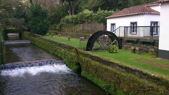 Terra Nostra Garden Hotel: Furnas