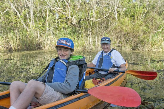 Shurr Adventure Company Day Tours: Kayaking with Justin Shurr