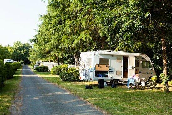 emplacement de camping photo de camping de la plage b nodet b nodet tripadvisor. Black Bedroom Furniture Sets. Home Design Ideas