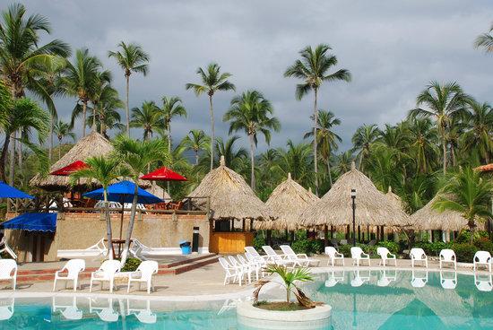 Mendihuaca Caribbean Resort: Piscina