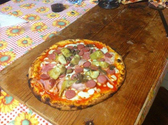 Pizza Tree: la seconda pizza