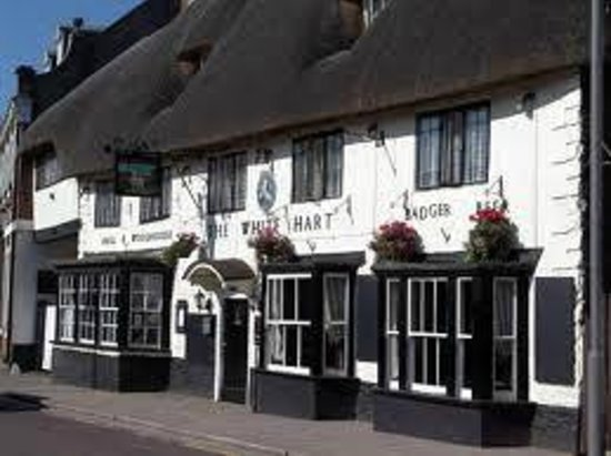 Sturminster Newton, UK: The White Hart