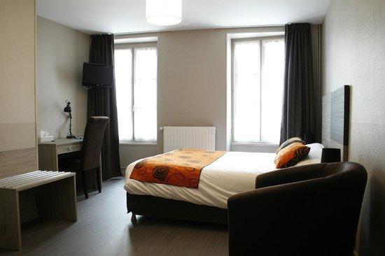 Hostellerie de l'Abbaye: Chambre confort