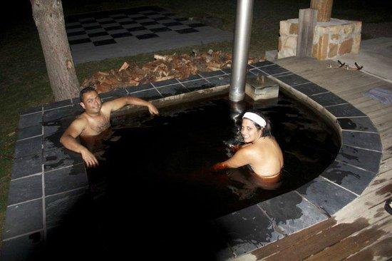 KolKol Mountain Lodge: Hot Pool