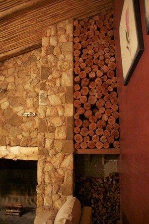 KolKol Mountain Lodge: Inside King Cabin