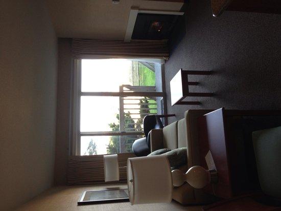 Schooner's Cove Inn : Our room