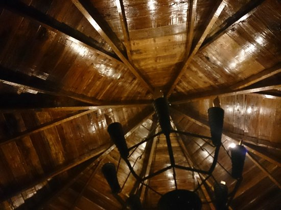 Raman Cottages: cottage roof