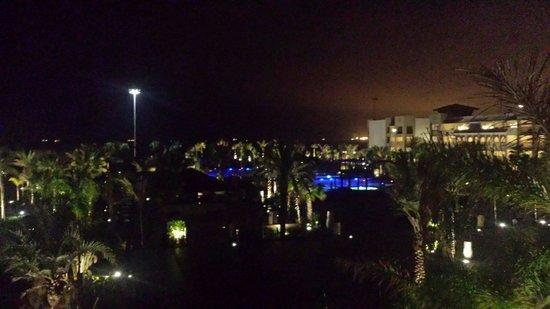 Hotel Riu Palace Tikida Agadir : View out to the pool