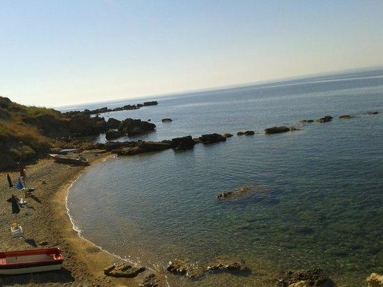 Villaggio Baia dei Greci: la baia più piccola