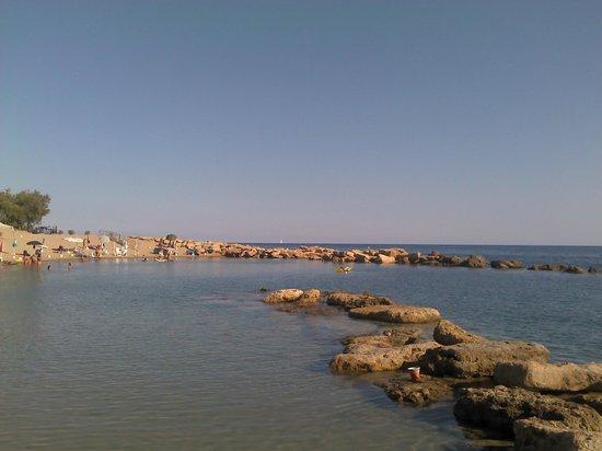 Villaggio Baia dei Greci: panorama