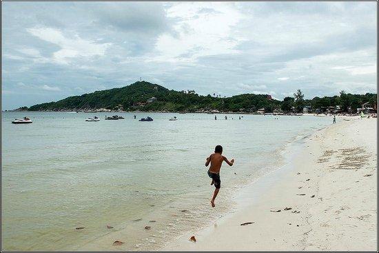 Haad Rin: Beach